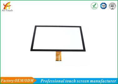 Touch screen a 32 pollici del monitor, pannello capacitivo su misura del touch screen