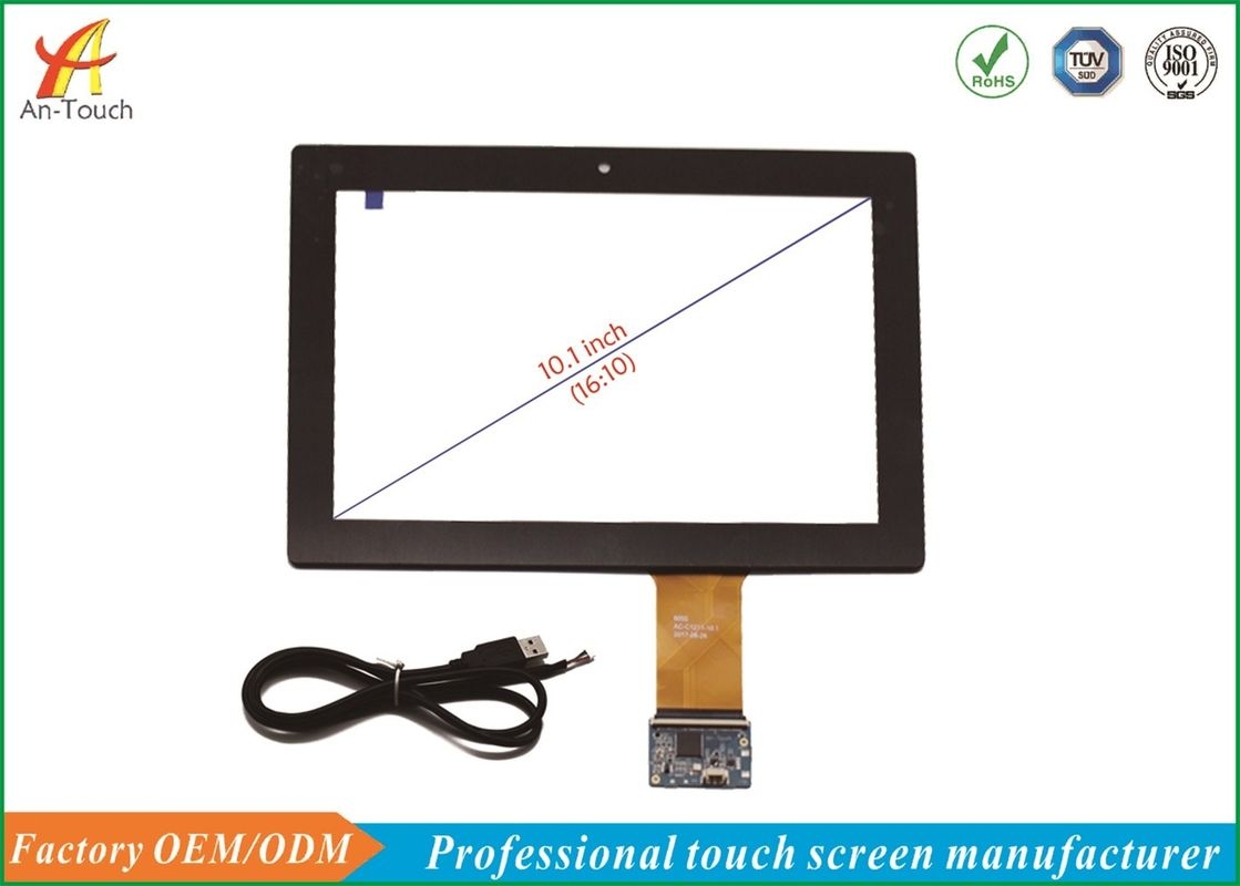 Stable Performance Multi Touch Touchscreen 10.1 Inch For Touch Digital Photo Frame