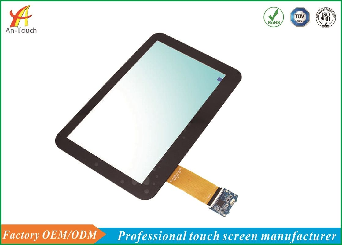 Single Line Capacitive Touch Panel , POS 11.6 Inch Touch Screen 10 Point